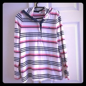 Hooded Vineyard Vines Top